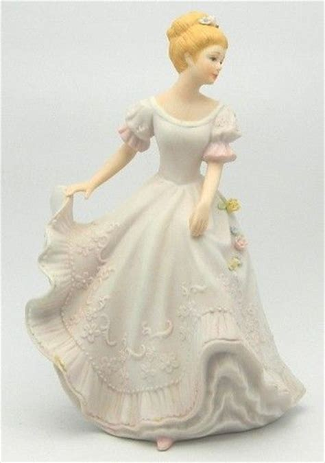 home interior porcelain figurines 1000 images about home interior lady figurines on
