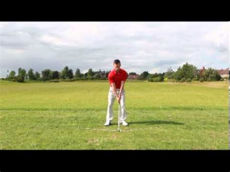 stack and tilt golf swing drills golf swing tips stack and tilt youtube