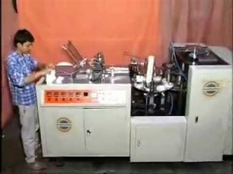 Small Scale Paper Bag Machine - paper cup machine manufacturers hyderabad ap