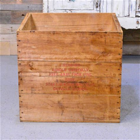 large wooden crates best large wood crates products on wanelo