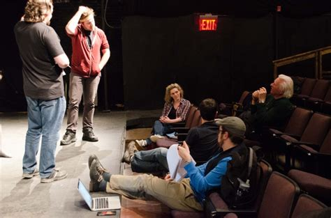 in the boom boom room play david rabe attends rehearsals of revival of in the boom boom room times square chronicles