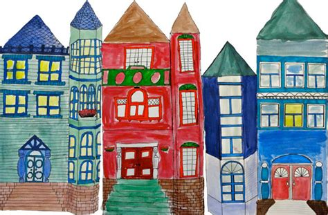 architecture lessons painted victorian homes art lessons deep space sparkle