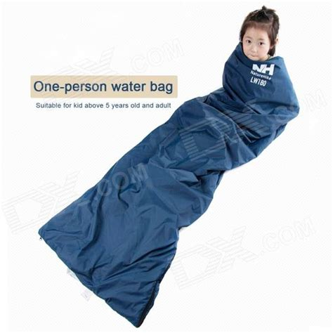 Sleeping Bag Naturehike Lw180 naturehike lw180 envelope style cing sleeping bag blue grey free shipping