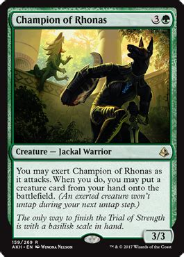 magic the gathering best card top ten cards from amonkhet by abe sargent