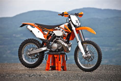 Ktm 250 Exc Review Image Gallery 2012 Ktm 250 Exc
