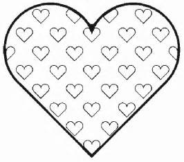 Valentines Day Coloring Pages valentine s day coloring part 19
