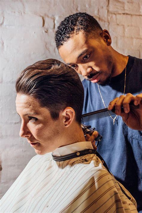 Houston Barbershops For Womens Hair   womens barber shop haircuts