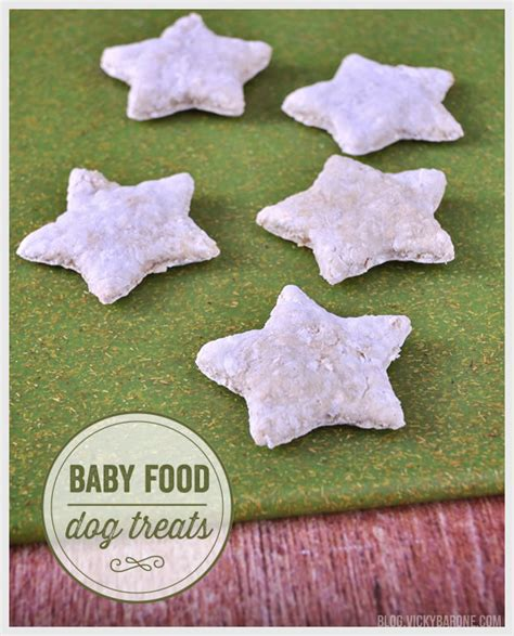 baby food for dogs baby food treats barone