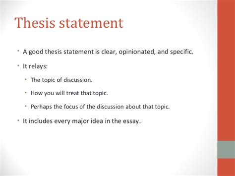 clear thesis statement how do you write a clear thesis statement 187 turabian style