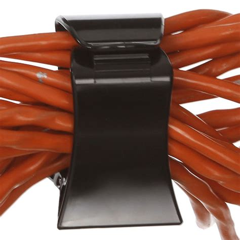Desk Cord Organizer Cord Clipper Large Cord Organizer In Cable Organizers