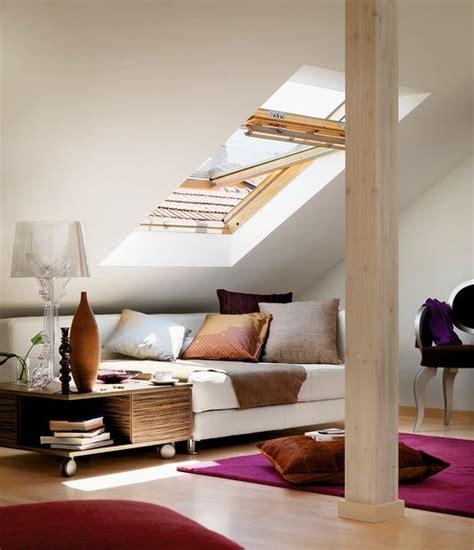 wohnzimmer unterm dach wohnzimmer unterm dach top tipps f 252 r mehr raumvergn 252