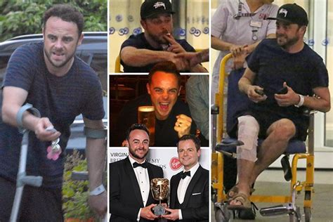 Goes Into Rehab by Ant Dec S Ant Mcpartlin Checks Into Rehab After