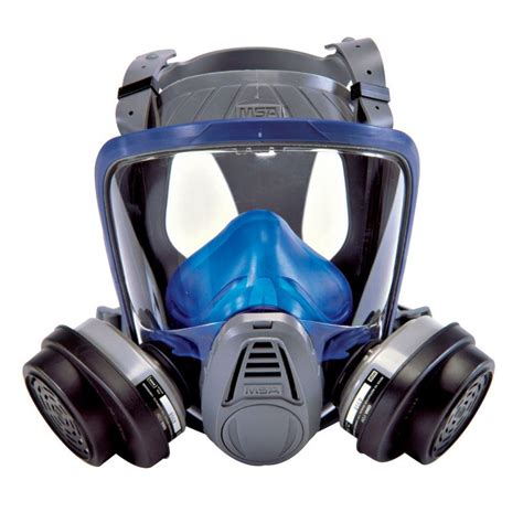 msa safety works paint and pesticide respirator