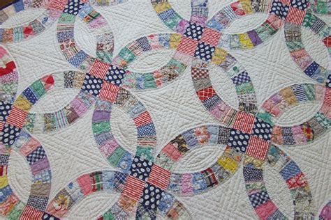 Wedding Ring Quilt Wedding Ring Pattern Tim Latimer Quilts Etc