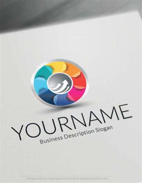 logo maker  arrow logo design