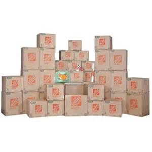 moving boxes home depot the home depot 11 box master bedroom moving kit hdmb1