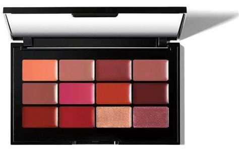 Get A Fashionable Lip Palette For Fall by Brown Lip Palette For 2015