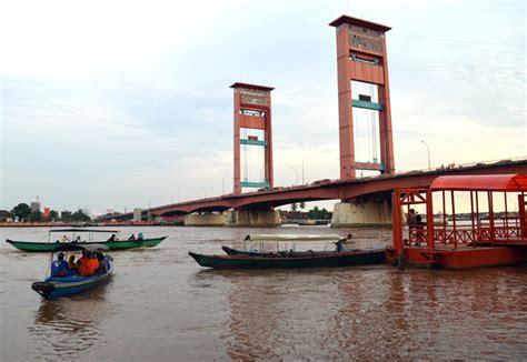 Air Di Palembang kala palembang kota tertua di indonesia cemas akan kualitas air bersih apa yang dilakukan