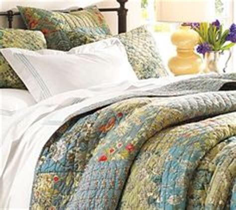 Neena Patchwork Quilt - from pottery barn we this quilt set as a wedding