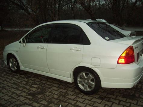 automobile air conditioning repair 2007 suzuki aerio free book repair manuals service manual car manuals free online 2003 suzuki aerio windshield wipe control service