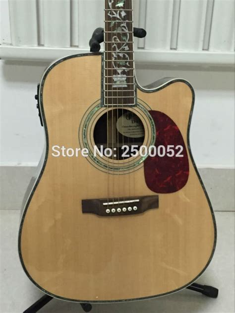 aliexpress guitars new arrival manufacture custom top quality d45s