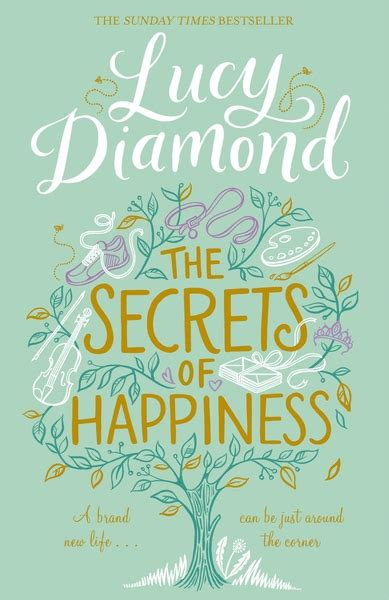 The Talk Giveaway - book giveaway the secrets of happiness by lucy diamond mumsnet discussion