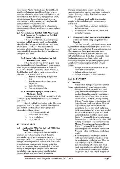 syarat membuat jurnal ilmiah jurnal ilmiah mkn unud oktober 2013