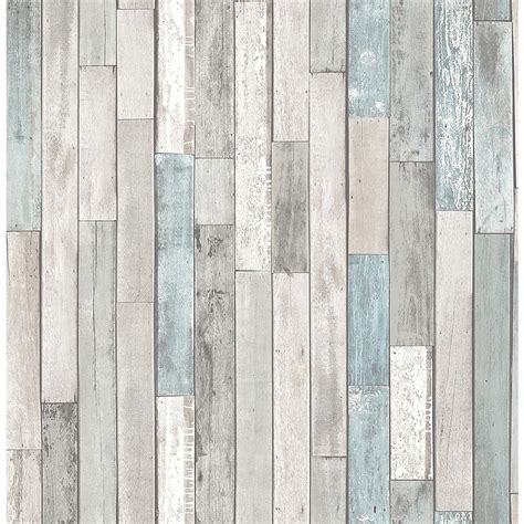 grey wallpaper house brewster barn board grey thin plank wallpaper fd23273