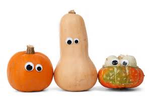pumpkins faces one pumpkin faces