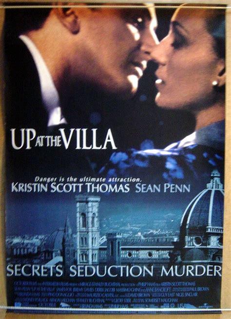 film up at the villa up at the villa original cinema movie poster from
