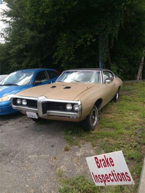 how to fix cars 1968 pontiac lemans on board diagnostic system find used 1968 pontiac lemans in lexington south carolina