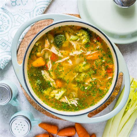 Chicken Detox Soup by Eat This Detox Soup To Lower Inflammation And Shed Water