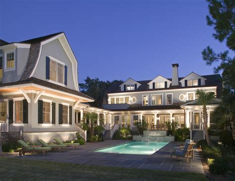 House Uplighting by Innovative Uplighting Look Charleston Traditional Exterior