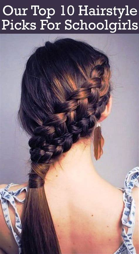 easy indian hairstyles to make on our own 8 braided hairstyles to dress up your boring ponytail