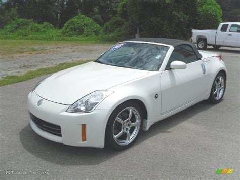 nissan convertible white 350z white convertible www pixshark com images