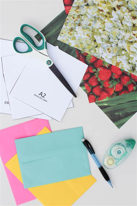 how to make your own envelope liners celebrations blog diy envelope liners let s mingle blog