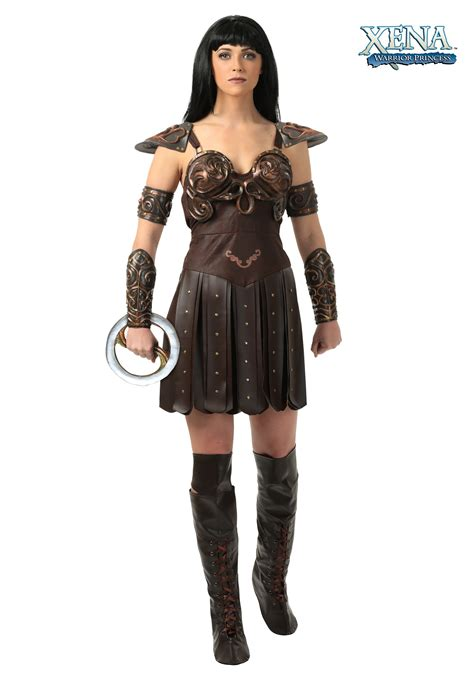 halloween costumes women s xena costume