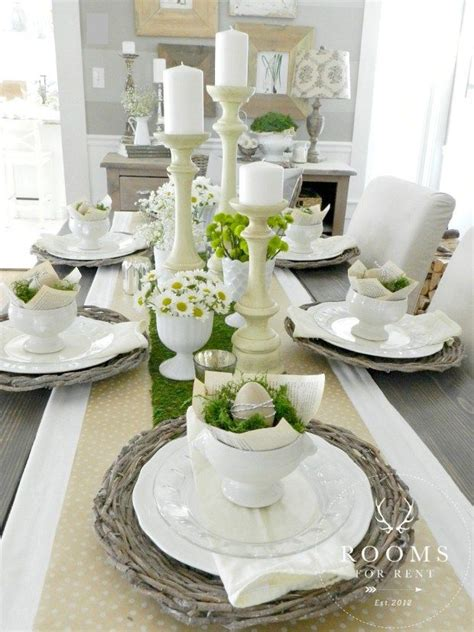 dinner table decorations 25 best ideas about everyday table centerpieces on