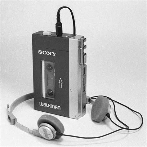 walkman cassette sony walkman and its history gadget of the week