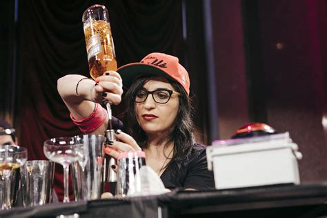 Speed Rack Chicago by Chicago Bartender Wins National Speed Rack Competition