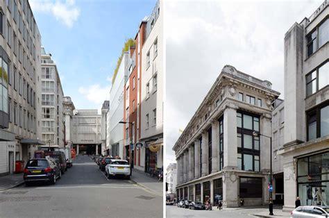 designboom london david chipperfield s renovation of selfridges store in london