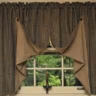 17 best images about primitive curtains on