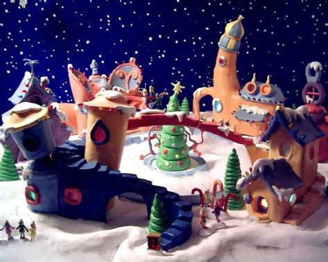 drseuss whoville lightup village whoville christmas dr