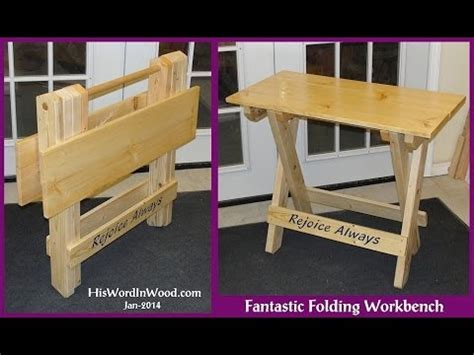 fantastic woodworking fantastic folding workbench