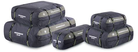 Rooftop Stroge Bag Ironman 500l rooftop cargo storage bags ironman 4x4