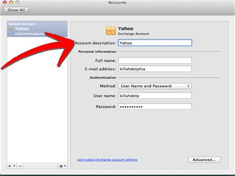 Outlook Not Searching Recent Emails How To Create An Exchange Account In Outlook 2011 For Mac 5 Steps