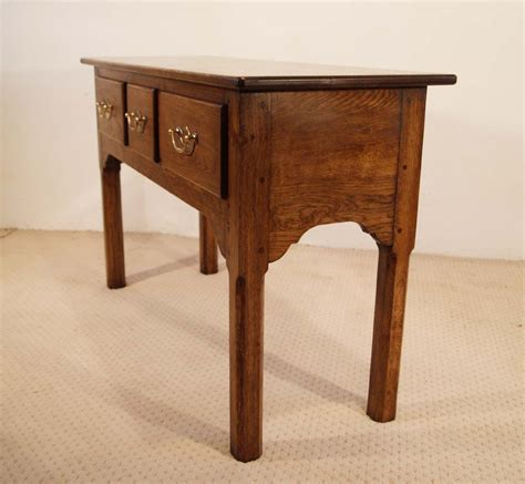 Phone Stand 3 Drawer Antique Ag 51 antique style oak 3 drawer server end wood antiques