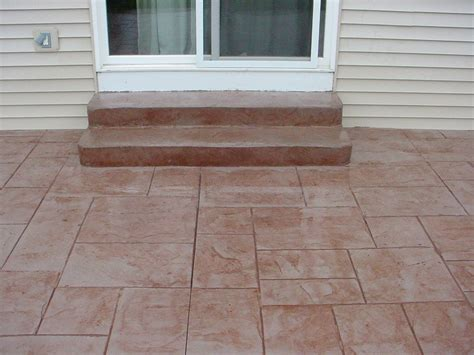 sted concrete patios pros and cons pros and cons of