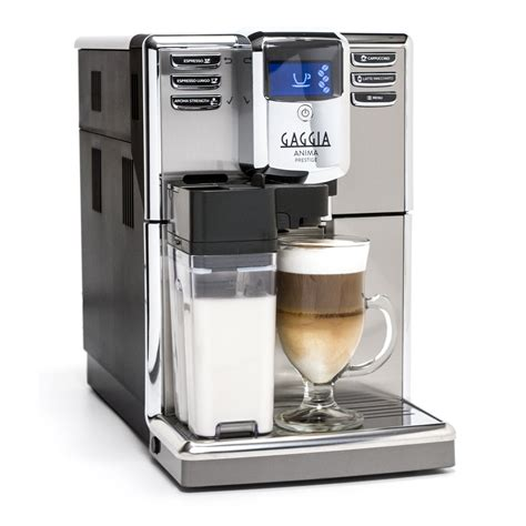 espresso maker gaggia anima prestige super automatic espresso machine