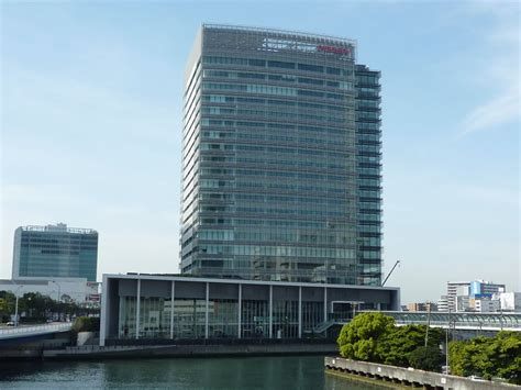 panoramio photo of nissan global headquarters gallery